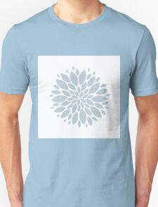 White Petals #2 Unisex T-Shirt