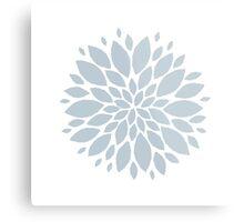 White Petals #2 Metal Print