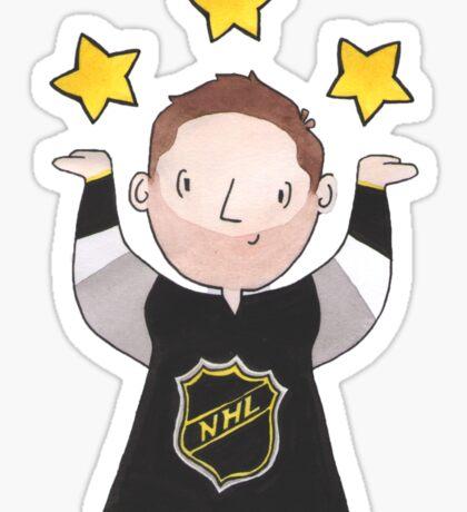 NHL All-Star MVP John Scott Sticker