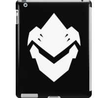 Genji white iPad Case/Skin