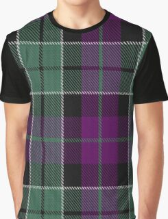 00913 Wilson's No. 76 Fashion Tartan  Graphic T-Shirt