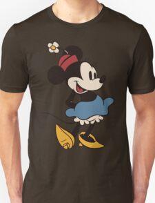 Minnie Retro Unisex T-Shirt