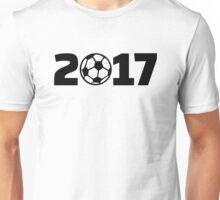 2017 soccer Unisex T-Shirt