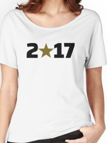 2017 year Women's Relaxed Fit T-Shirt