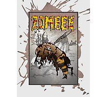Zombee Photographic Print