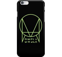 OWSLA Green iPhone Case/Skin