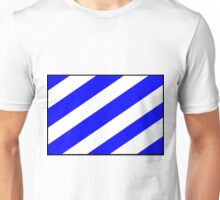 Number 6 Flag Unisex T-Shirt