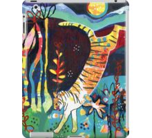 Leaping Tiger iPad Case/Skin