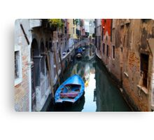 All About Italy. Venice 17 Canvas Print