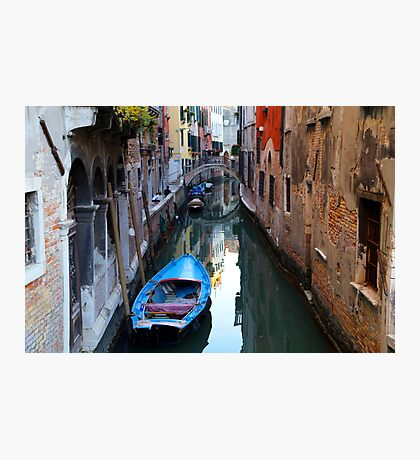 All About Italy. Venice 17 Photographic Print