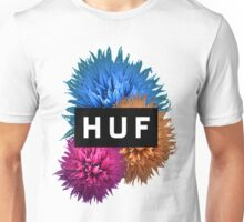 HUF - Rainbow Flowers Unisex T-Shirt