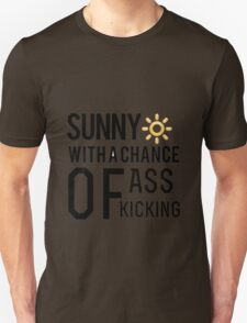 How's the weather in your world? T-Shirt