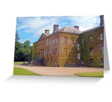 Erddig Hall Greeting Card