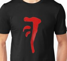 T-shirt Supernatural Mark of Cain Unisex T-Shirt