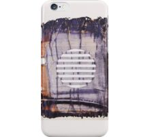 Screen Print Art iPhone Case/Skin