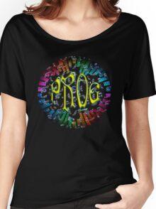 PROG RAINBOW KEYS Women's Relaxed Fit T-Shirt