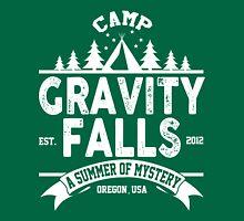 Camp Gravity Falls Unisex T-Shirt