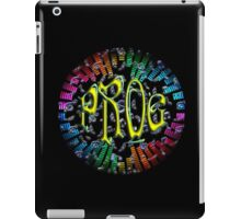 PROG RAINBOW KEYS iPad Case/Skin
