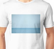 Wind Farm At Sea Unisex T-Shirt