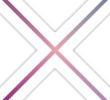 Kygo - Blue Violet Color Sticker
