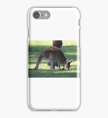 Australian Kangaroo iPhone Case/Skin