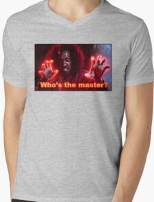 Sho'Nuff Mens V-Neck T-Shirt
