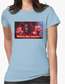 Sho'Nuff Womens Fitted T-Shirt