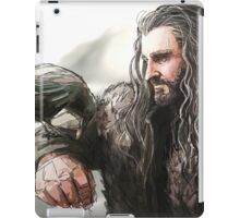 Thorin and the Raven iPad Case/Skin
