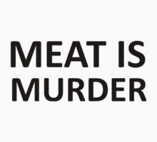Meat is Murder by sweetsixty