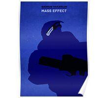 Garrus - Mass Effect Poster
