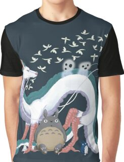 Spirit me away Graphic T-Shirt