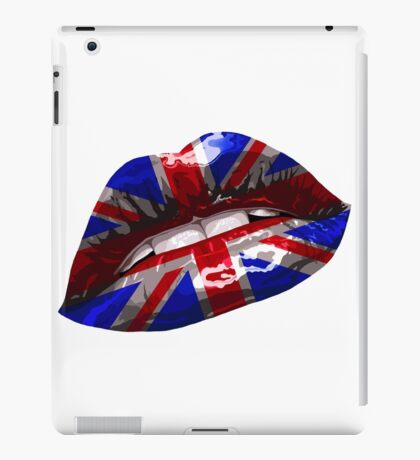 Union Jack Graphic Design iPad Case/Skin