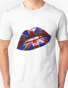 Union Jack Graphic Design Unisex T-Shirt