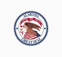 Seal of Alabama, 1868-1939  Unisex T-Shirt