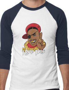 Slick Men's Baseball ¾ T-Shirt