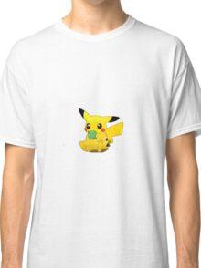 Pikachu Apple Classic T-Shirt