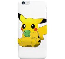 Pikachu Apple iPhone Case/Skin