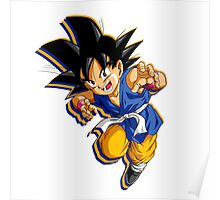 GOKU IS THE BEST Poster