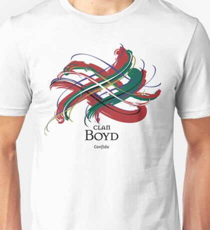 Clan Boyd  Unisex T-Shirt