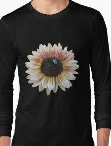 Sunflower Bee Long Sleeve T-Shirt