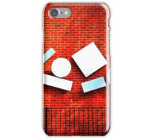 The Shape of Things  iPhone Case/Skin