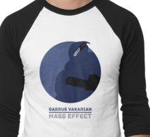 Garrus - Mass Effect Men's Baseball ¾ T-Shirt