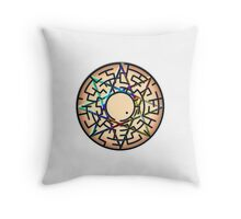 Live All Creation Throw Pillow