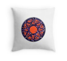 Manic All Creation Throw Pillow