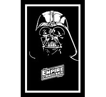 The Empire Strikes Back Original Poster Photographic Print