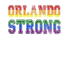 Orlando Strong2 Photographic Print