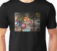 Badges Unisex T-Shirt