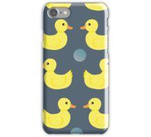 Gray Ducky iPhone Case/Skin