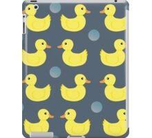 Gray Ducky iPad Case/Skin