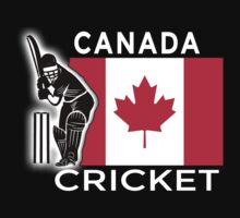 Canada Cricket One Piece - Short Sleeve